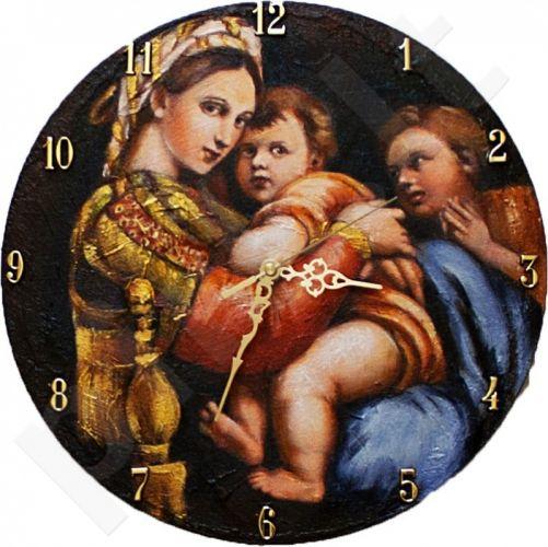 Sieninis laikrodis G02644