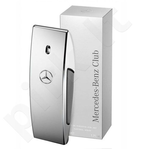 Mercedes-Benz Mercedes-Benz Club, tualetinis vanduo vyrams, 50ml