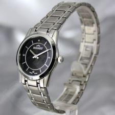Moteriškas laikrodis BISSET Zefora BSBC92 LS BK