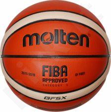 Krepšinio kamuolys training BGF5X-X FIBA sint. oda