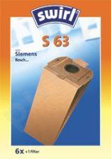 SWIRL S63/6 Pop. D.s. filtras