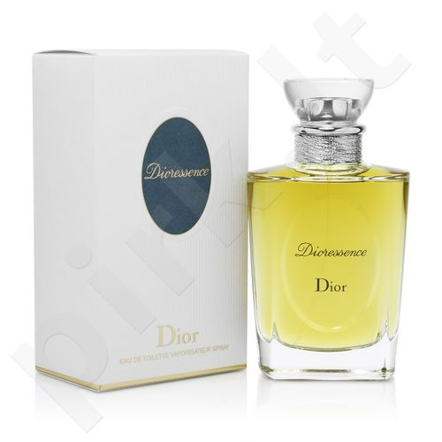 Christian Dior Les Creations de Monsieur Dior Dioressence, tualetinis vanduo (EDT) moterims, 100 ml (Testeris)