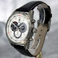 Vyriškas laikrodis BISSET Cyklon BSCC74TIWHBK (BSCC74DISB)