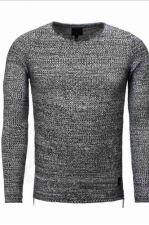 Vyriškas megztinis CRSM - juoda 9506-2