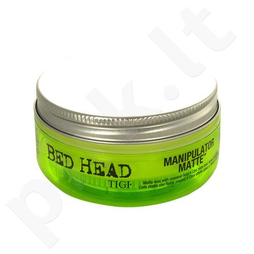 Tigi Bed Head Manipulator Matte, plaukų vaškas, kosmetika moterims, 57,5g