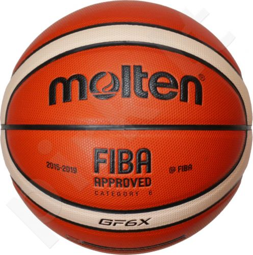 Krepšinio kamuolys training BGF6X-X FIBA sint. oda