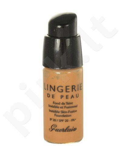 Guerlain Lingerie De Peau kreminė pudra SPF 20, kosmetika moterims, 15ml, (testeris), (23 Dore Naturel)