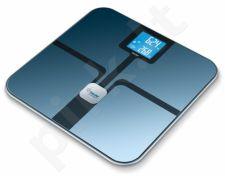 Diagnostinės svarstyklės Beurer BF800 Bluetooth juodos