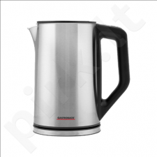 Gastroback Kettle With temperature regulation, Stainless steel, Stainless steel, 2200 W, 1.5 L, 360° rotational base
