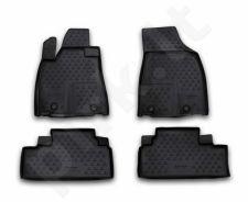 Guminiai kilimėliai 3D LEXUS RX350 2012->, 4 pcs. /L41031