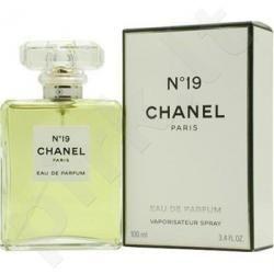Chanel No. 19, kvapusis vanduo (EDP) moterims, 100 ml