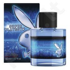 Playboy Super Playboy, tualetinis vanduo (EDT) vyrams, 100 ml