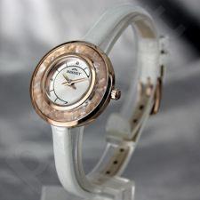 Moteriškas laikrodis BISSET Marble BSAD38L RG WH WH