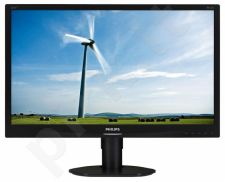Monitorius Philips V-line 231S4QCB 23'' LED FHD, D-Sub, DVI-D, VESA