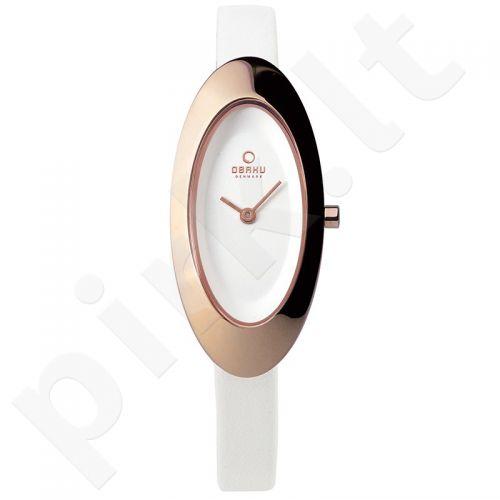 Moteriškas laikrodis OBAKU OB V156LVIRW