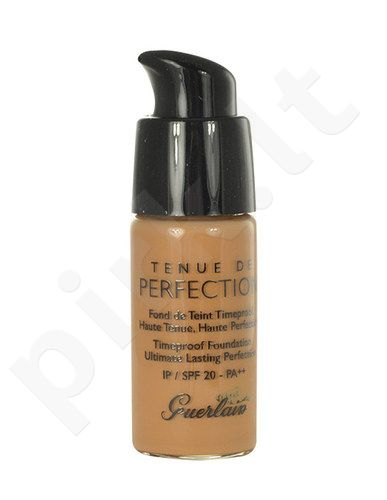 Guerlain Tenue De Perfection Foundation, kosmetika moterims, 15ml, (testeris), (04 Beige Moyen)