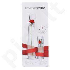 Kenzo Flower By Kenzo rinkinys moterims, (EDP 50 ml + EDP 15 ml)
