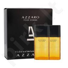 Azzaro Pour Homme rinkinys vyrams, (EDT 30 ml + EDT 30 ml)