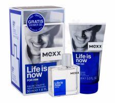 Mexx Life Is Now For Him, Eau de Toilette vyrams, 50ml