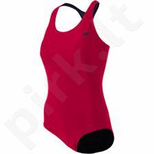 Kostium kąpielowy damski 4F H4L19 KOSP002 62S raudonas