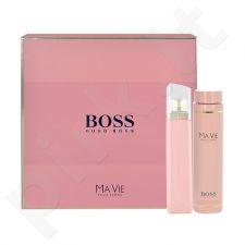 Hugo Boss Boss Ma Vie Pour Femme rinkinys moterims, (EDP 75ml + 200ml kūno losjonas)