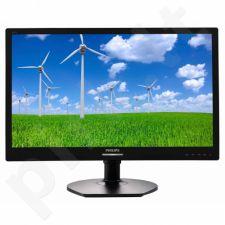 Monitorius Philips V-line 241S6QYMB 23.8'' LED FHD 5ms GTG, VESA