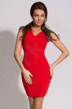 Emamoda suknelė - raudona 9903-2