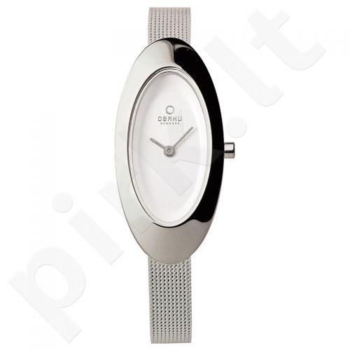 Moteriškas laikrodis OBAKU OB V156LXCIMC