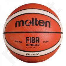 Krepšinio kamuolys competition BGG6X-XFIBA sint. oda