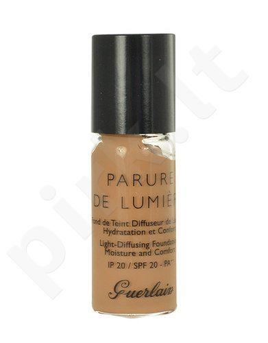 Guerlain Parure De Lumiere kreminė pudra SPF20, kosmetika moterims, 10ml, (testeris), (13 Rose Naturel)