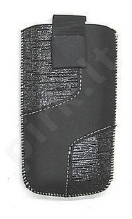 17-C MAGNET universalus dėklas X2-02 Telemax juodassidabrinis