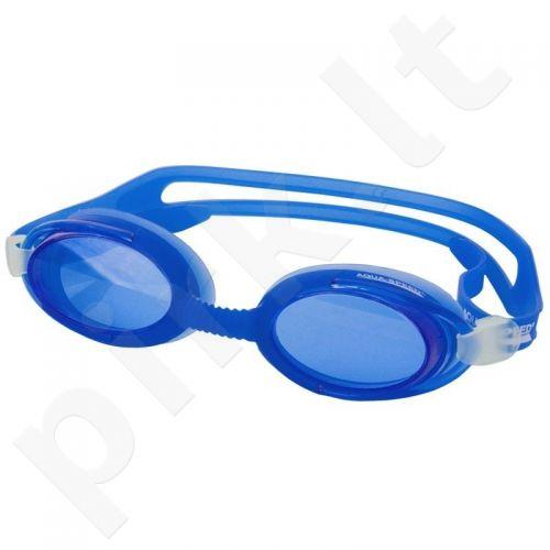 Plaukimo akiniai Aqua-Speed Malibu mėlyna