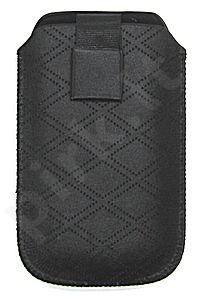 17-C MAGNET universalus dėklas S5660 Telemax juodas