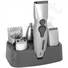Tristar TR-2553 Hair clipper with 2 attachments, Precision trimmer, Cordless, Rechargeable battery