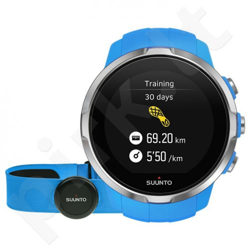 Vyriškas laikrodis SUUNTO Spartan Sport Blue hr