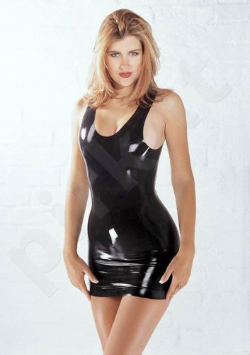 Latekso mini suknelė L dydis