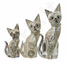 Komplektas 3 katinai 99306
