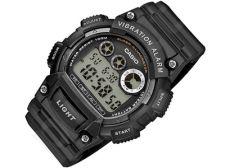 Casio Collection W-735H-1AVEF vyriškas laikrodis-chronometras
