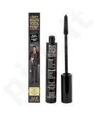TheBalm What s Your Type? Tall Dark And Handsome blakstienų tušas, kosmetika moterims, 10ml, (Black)