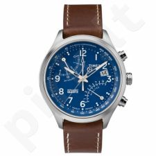 Laikrodis TIMEX IQ FLY BACK Indiglo TW2P78800