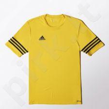 Marškinėliai futbolui Adidas Entrada 14 M F50484
