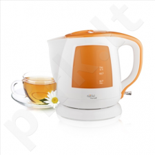 Gallet Kettle Marival GALBOU108WO Standard kettle, Plastic, White, 2200 W, 360° rotational base, 1 L