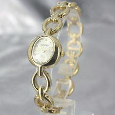 Moteriškas laikrodis BISSET Petit BSBD06 LG GD