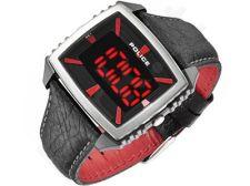 Police Countdown PL.13890JPBS/02 vyriškas laikrodis