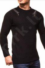 Vyriškas megztinis CRSM - juoda 9507-1