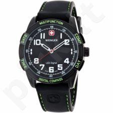 Vyriškas laikrodis WENGER LED NOMAD 70433