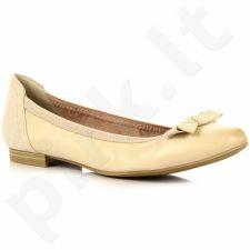 MARCO TOZZI 22117-26 odinės balerinos