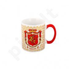 """Mažas keramikinis puodelis """"Vytis"""" (130ml)"""