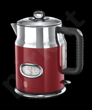 Kettle Russell Hobbs 21670-70 Retro Ribbon | 1,7L | red