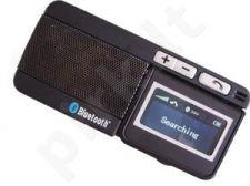 Bluetooth laisvų rankų įranga su LCD vaizduokliu